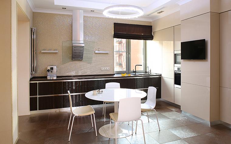 Квартира. кухня из проекта , фото №35681