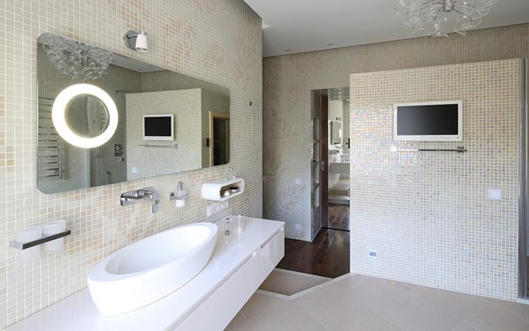 Квартира. ванная из проекта , фото №34313
