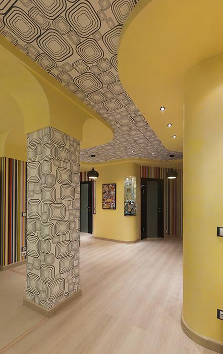 Квартира. холл из проекта , фото №34393