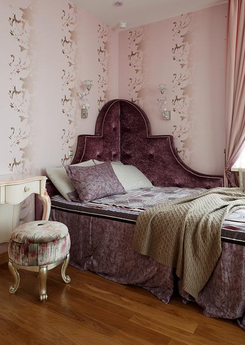 15 детских комнат с элитной мебелью