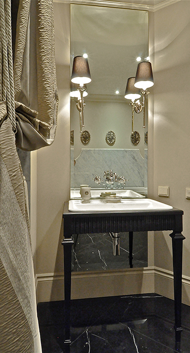 интерьер ванной - фото № 34525