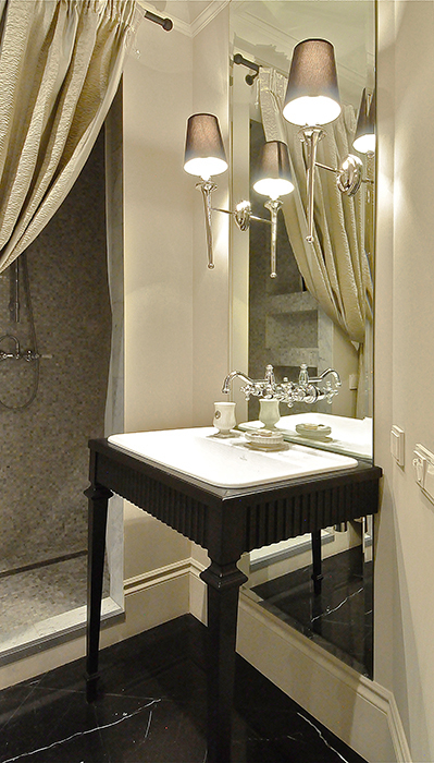 интерьер ванной - фото № 34526