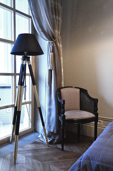 интерьер спальни - фото № 34530