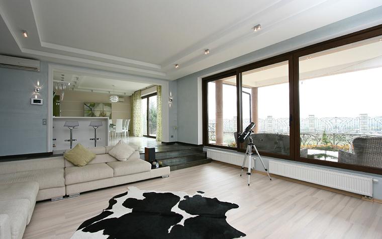 Квартира. гостиная из проекта , фото №34654