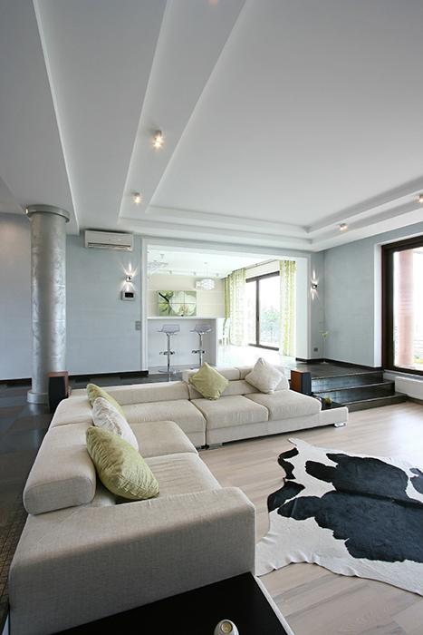 Квартира. гостиная из проекта , фото №34658