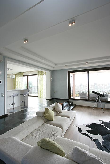 интерьер гостиной - фото № 34660