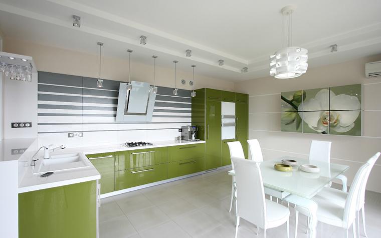 Квартира. кухня из проекта , фото №34662