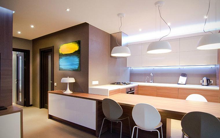 Фото № 34705 кухня  Квартира