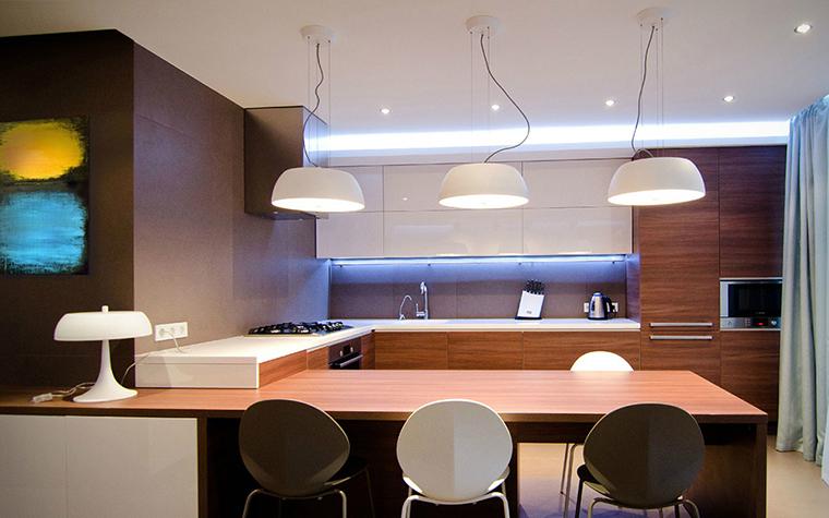 Фото № 34701 кухня  Квартира