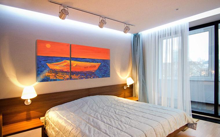 Фото № 34702 спальня  Квартира
