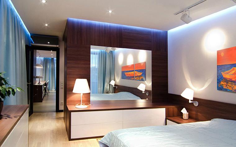 Фото № 34703 спальня  Квартира
