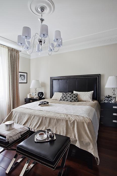 интерьер спальни - фото № 34780