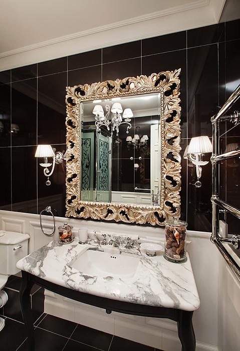 интерьер ванной - фото № 34782