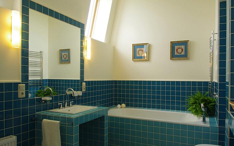 интерьер ванной - фото № 34823