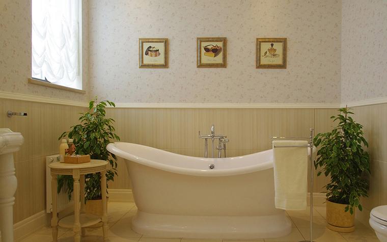Квартира. ванная из проекта , фото №34821