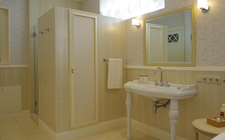 Квартира. ванная из проекта , фото №34822