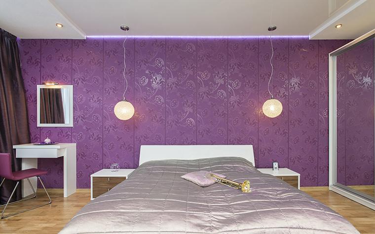 интерьер спальни - фото № 34852