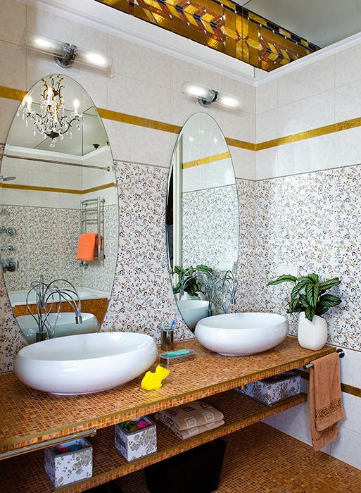 интерьер ванной - фото № 34864