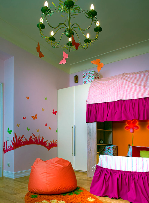 интерьер детской - фото № 34862