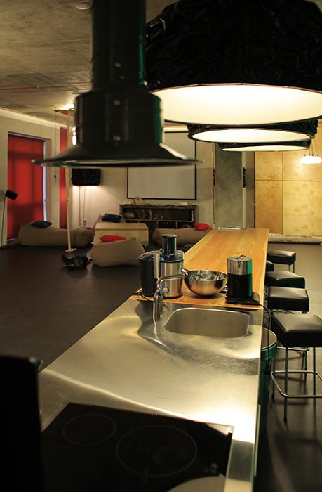 интерьер гостиной - фото № 34870