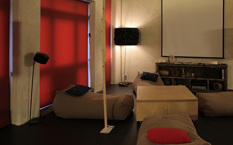 интерьер гостиной - фото № 34871