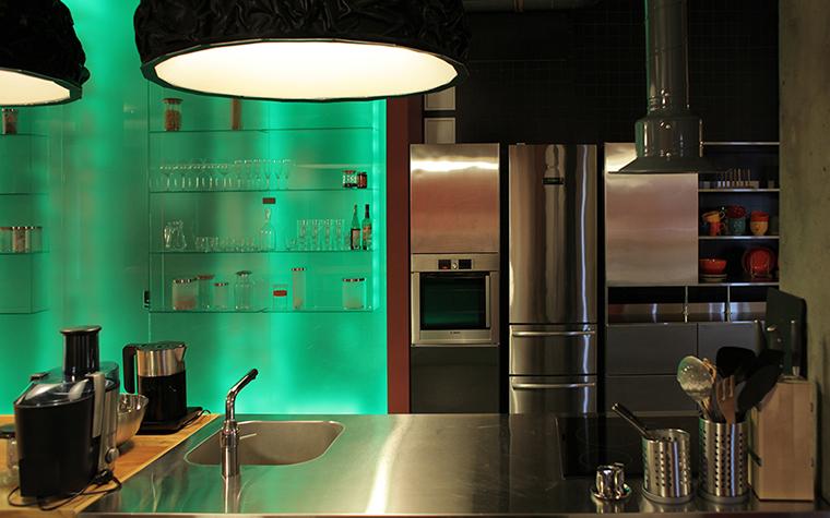 Фото № 34873 кухня  Квартира