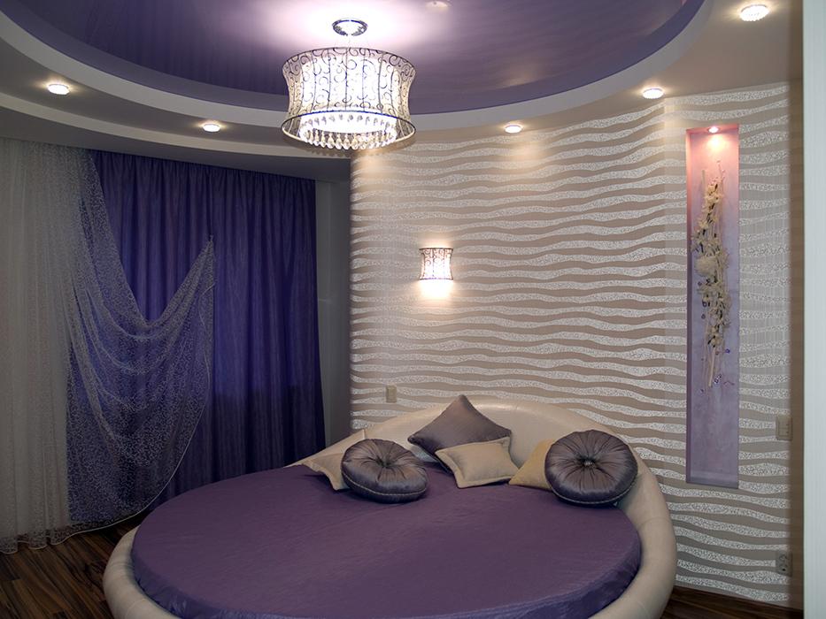 Квартира. спальня из проекта , фото №34909