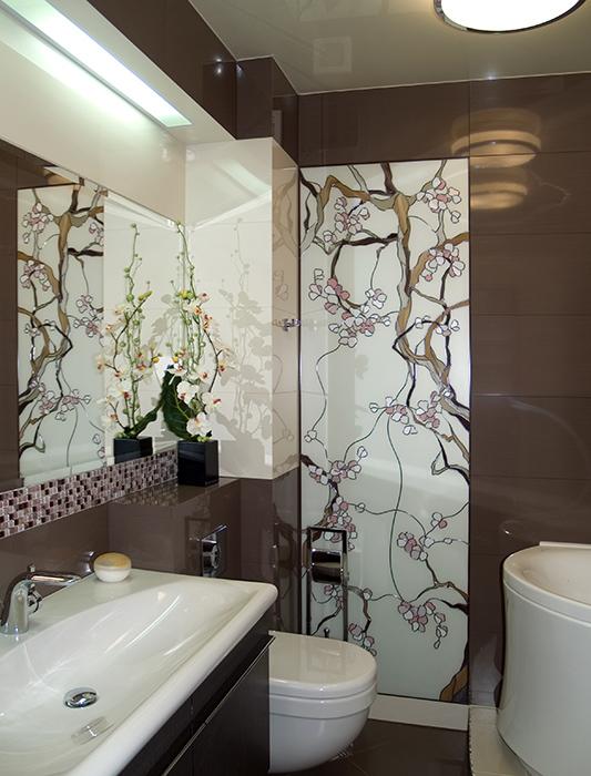Фото № 34910 ванная  Квартира