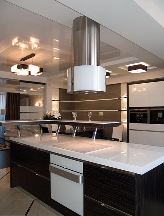 Фото № 34914 кухня  Квартира
