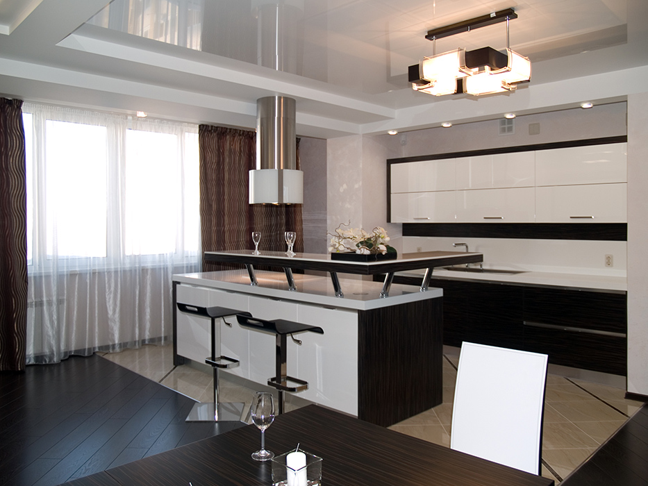 Фото № 34915 кухня  Квартира