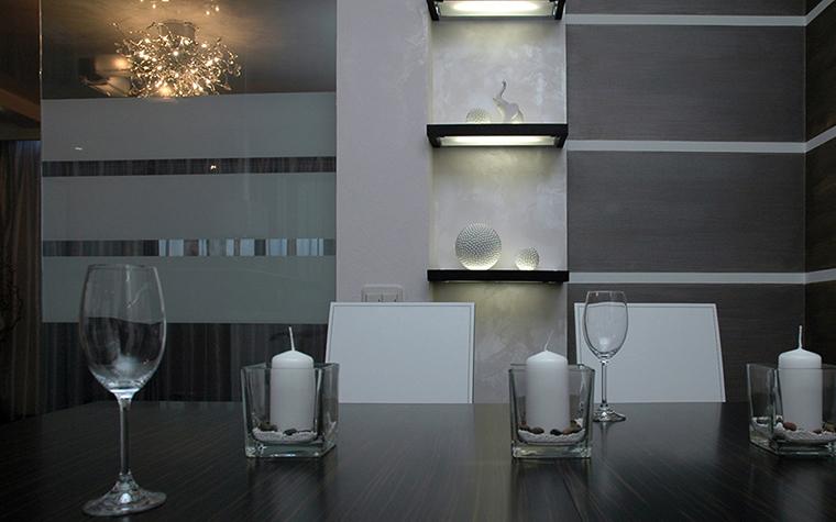 интерьер столовой - фото № 34917