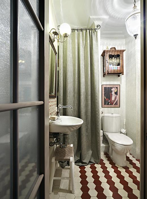 интерьер ванной - фото № 34938