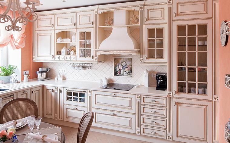 Фото № 34988 кухня  Квартира
