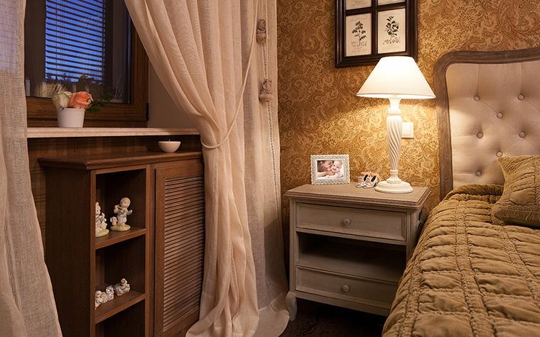 Фото № 35000 спальня  Квартира