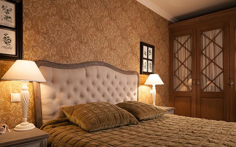 Фото № 35002 спальня  Квартира