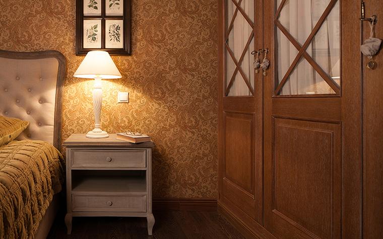 Фото № 35003 спальня  Квартира
