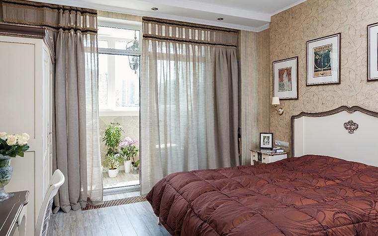 Фото № 35006 спальня  Квартира