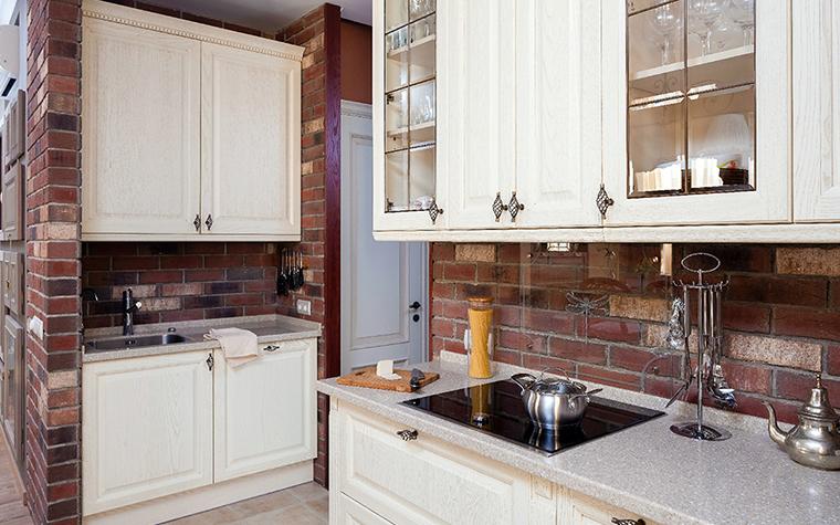 Фото № 35008 кухня  Квартира