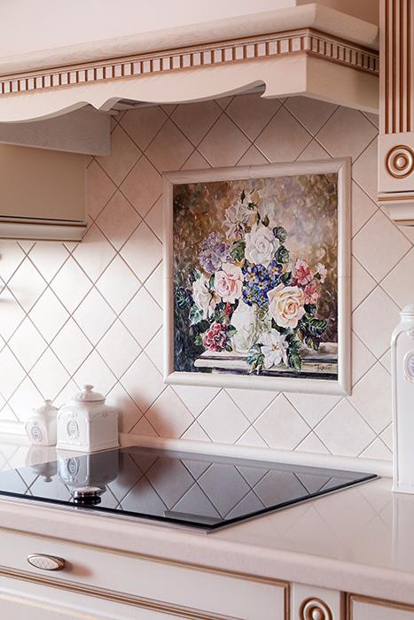 Фото № 34991 кухня  Квартира