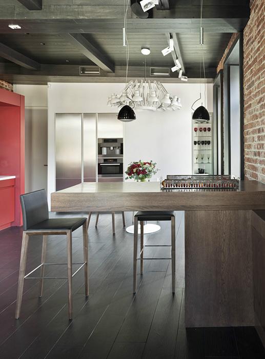 интерьер кухни - фото № 35078