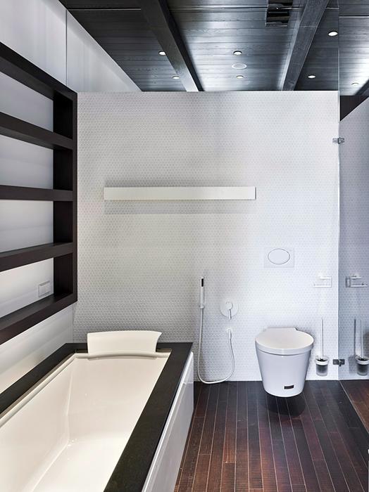 Квартира. ванная из проекта , фото №35076
