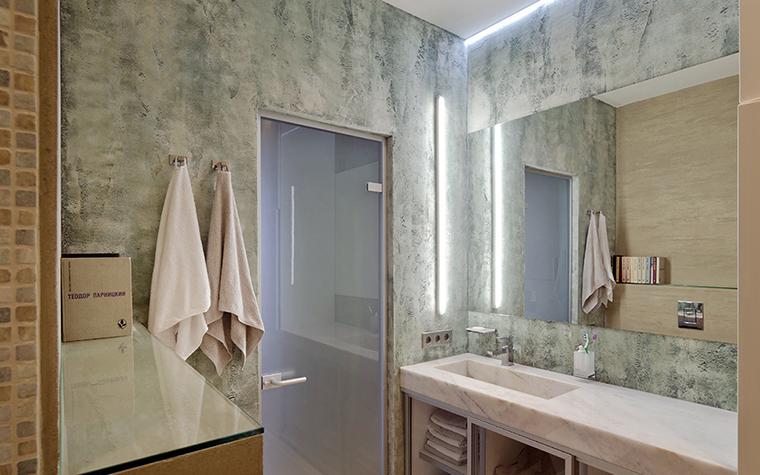 интерьер ванной - фото № 35101