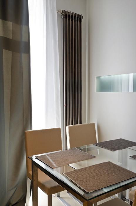 Квартира. столовая из проекта , фото №35106