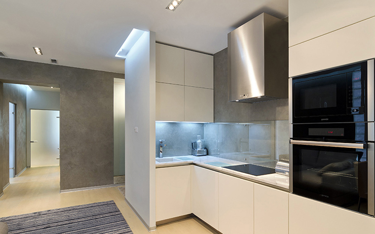 Квартира. кухня из проекта , фото №35107
