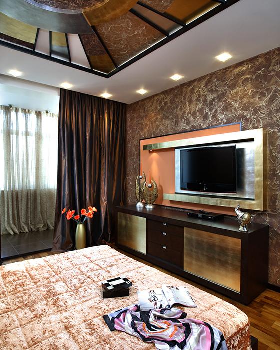 Фото № 35294 спальня  Квартира