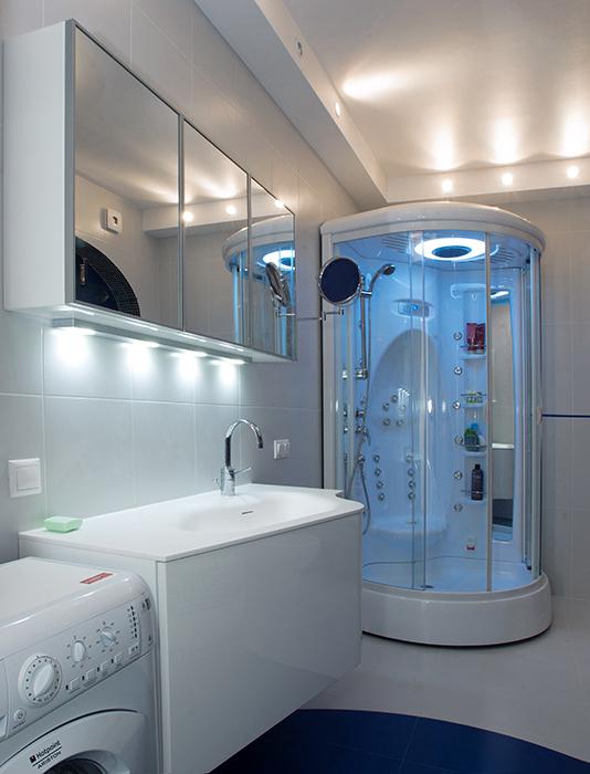 интерьер ванной - фото № 35356