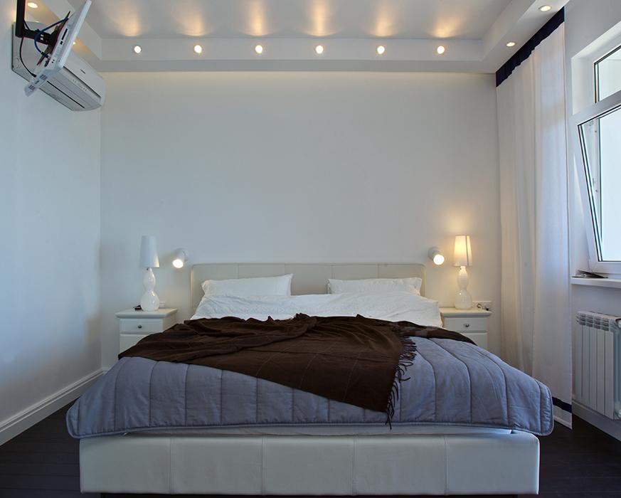 Фото № 35354 спальня  Квартира