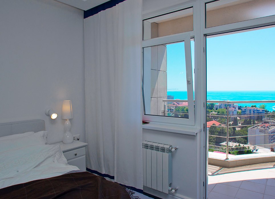 Фото № 35352 спальня  Квартира