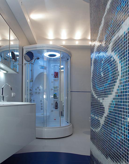 интерьер ванной - фото № 35355