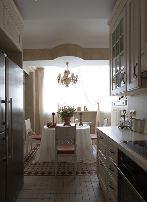 интерьер кухни - фото № 35689